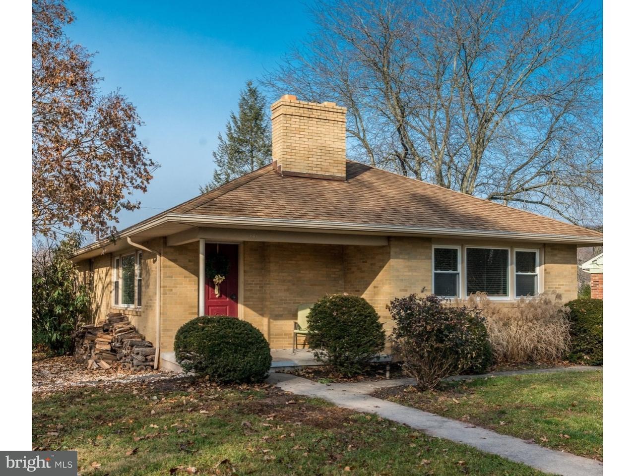 Casa Unifamiliar por un Venta en 341 JEFFERSON Road Reinholds, Pennsylvania 17569 Estados Unidos