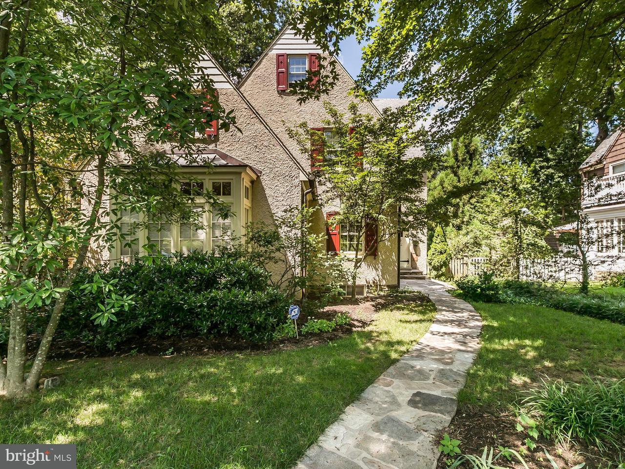 Photo of home for sale at 312 Broxton Road, Baltimore MD