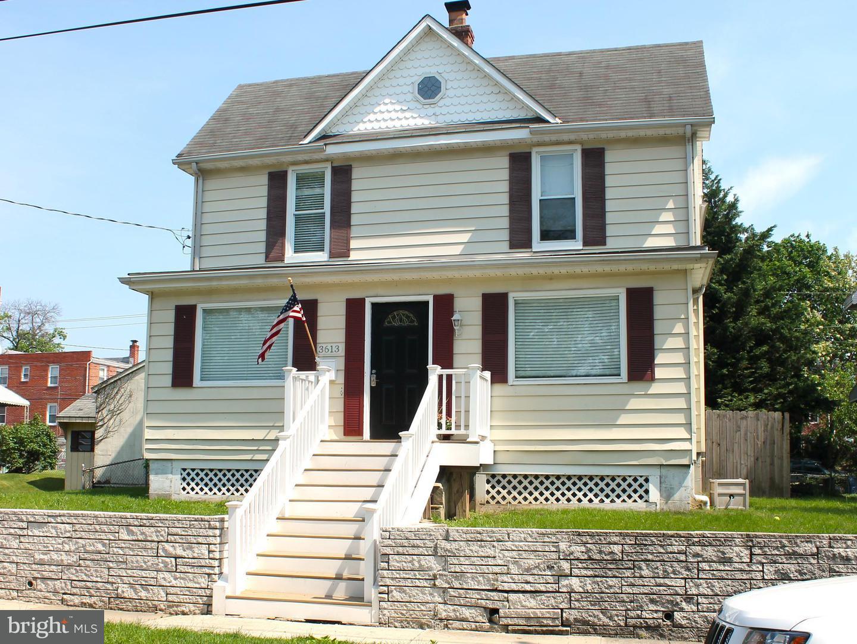 Single Family for Sale at 3613 Mactavish Ave Baltimore, Maryland 21229 United States