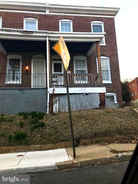 Single Family for Sale at 3052 Mathews St Baltimore, Maryland 21218 United States