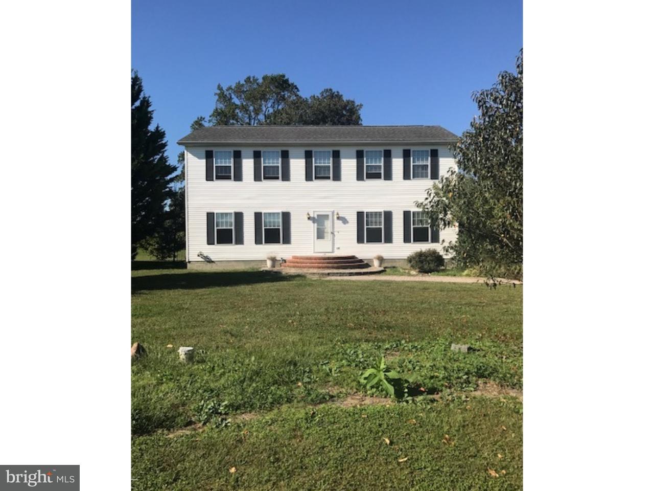 Частный односемейный дом для того Аренда на 495 ANDREWS LAKE Road Felton, Делавэр 19943 Соединенные Штаты