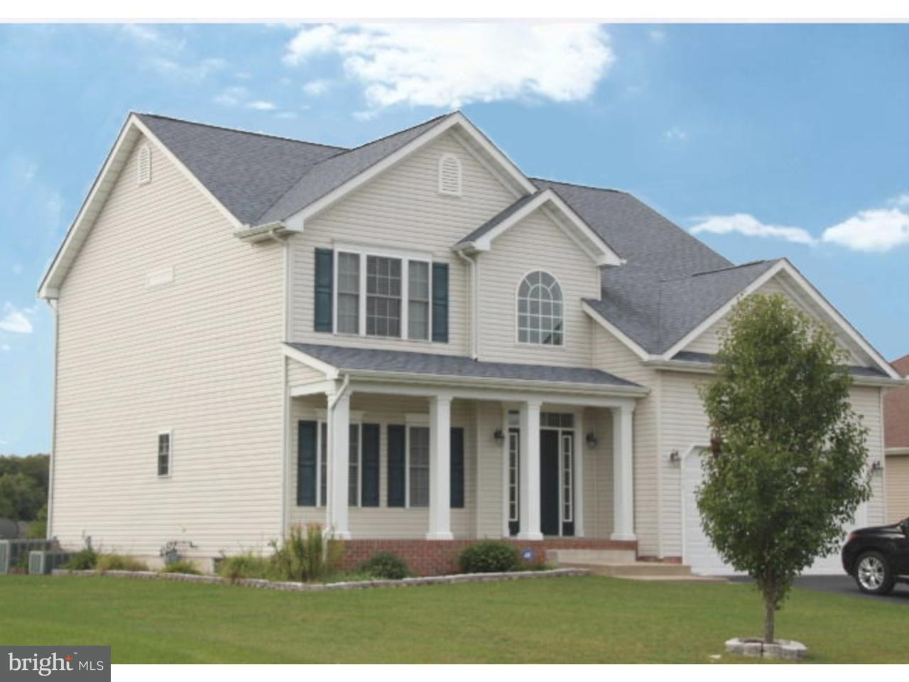 Maison unifamiliale pour l à louer à 111 PHILLIPS Drive Magnolia, Delaware 19962 États-Unis