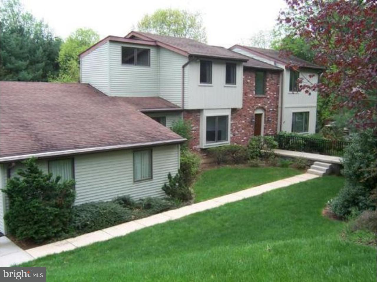 Single Family Home for Rent at 690 TWIN BRIDGE Drive Wayne, Pennsylvania 19087 United States
