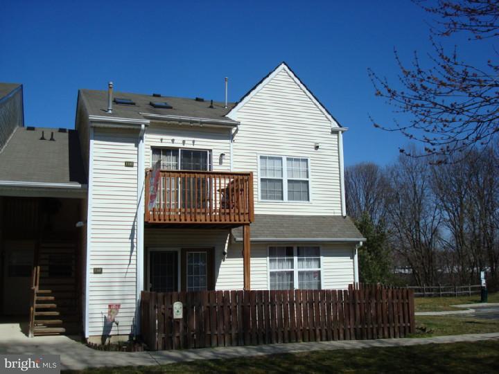 Casa unifamiliar adosada (Townhouse) por un Alquiler en 1165 TRISTRAM Circle Mantua, Nueva Jersey 08051 Estados Unidos