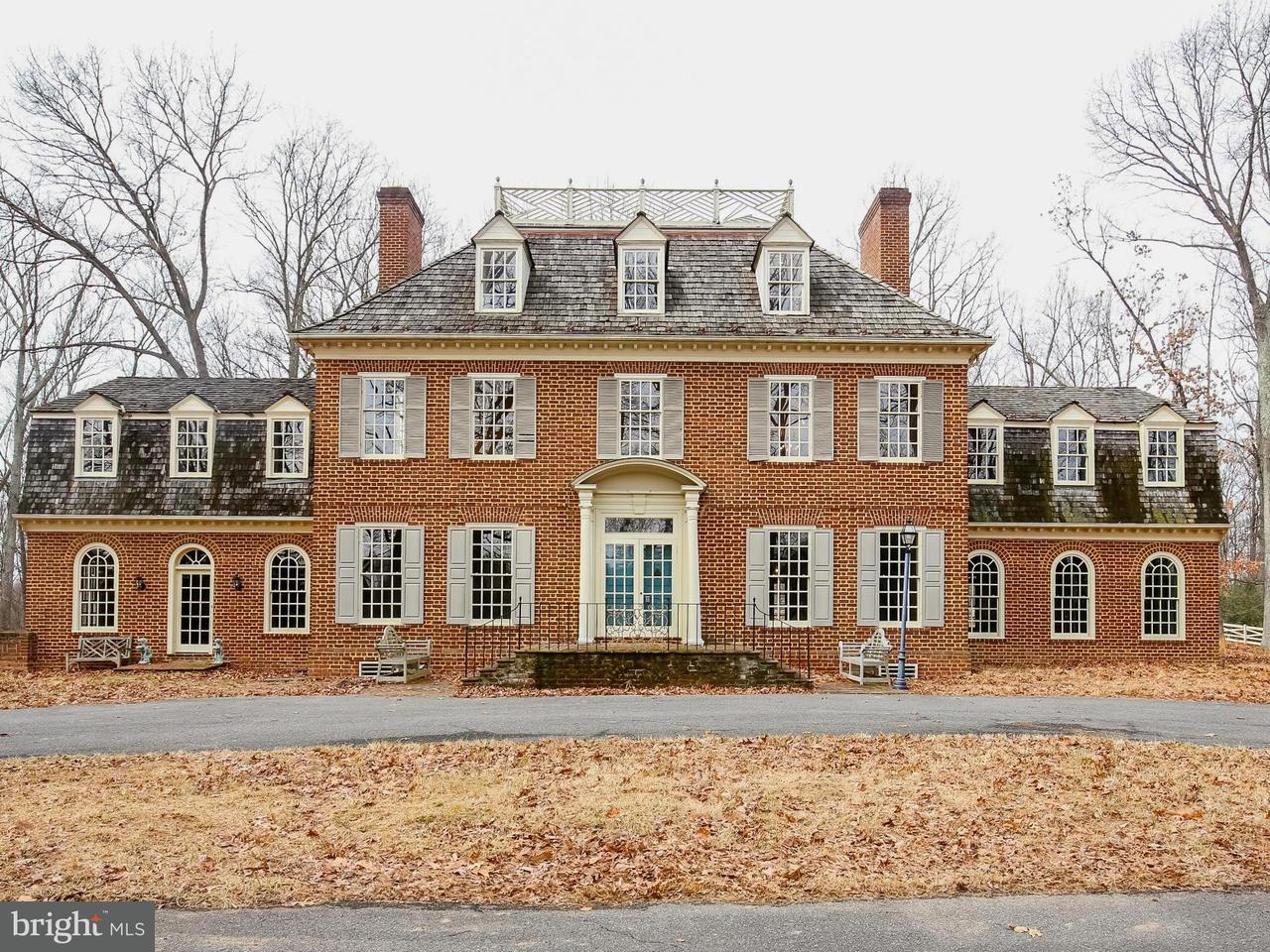 Maison unifamiliale pour l Vente à 13300 Manor Stone Drive 13300 Manor Stone Drive Darnestown, Maryland 20874 États-Unis