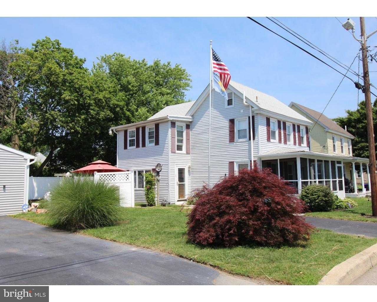 Nhà ở một gia đình vì Bán tại 1 N CONGRESS Street Port Penn, Delaware 19731 Hoa Kỳ