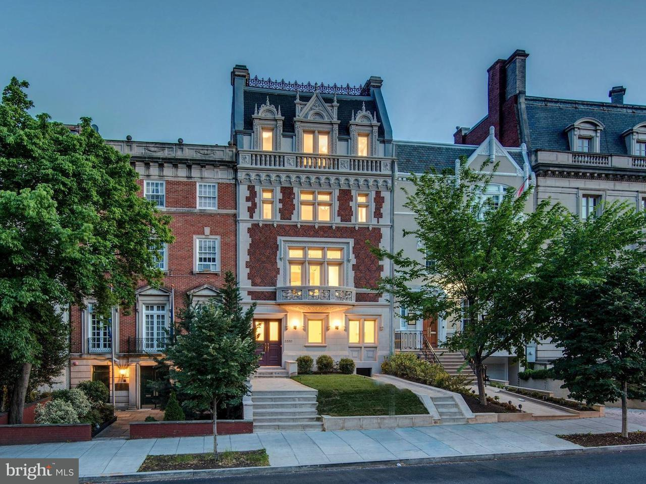 Single Family for Sale at 2230 Massachusetts Ave NW Washington, District Of Columbia 20008 United States