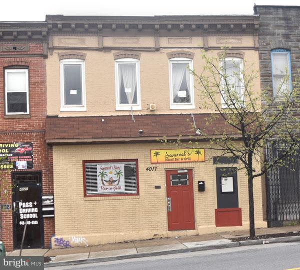 Commercial for Sale at 4017 Eastern Ave Baltimore, Maryland 21224 United States