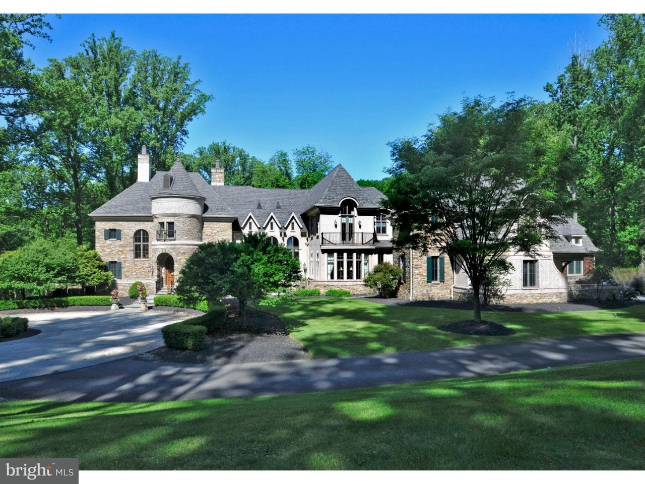 Single Family Home for Sale at Address Restricted Huntingdon Valley, Pennsylvania 19006 United States