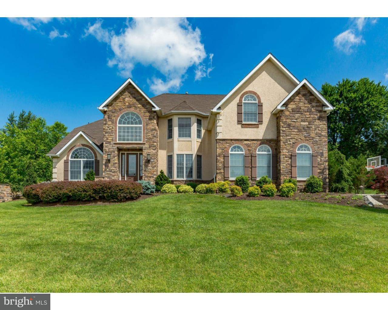 Single Family Home for Sale at 6 MANOR HOUSE Court Cherry Hill, New Jersey 08003 United States