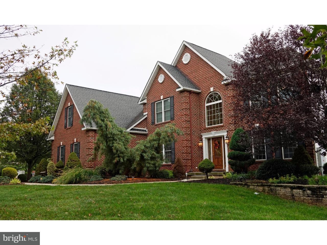 独户住宅 为 销售 在 612 HARVEST Drive Telford, 宾夕法尼亚州 18969 美国