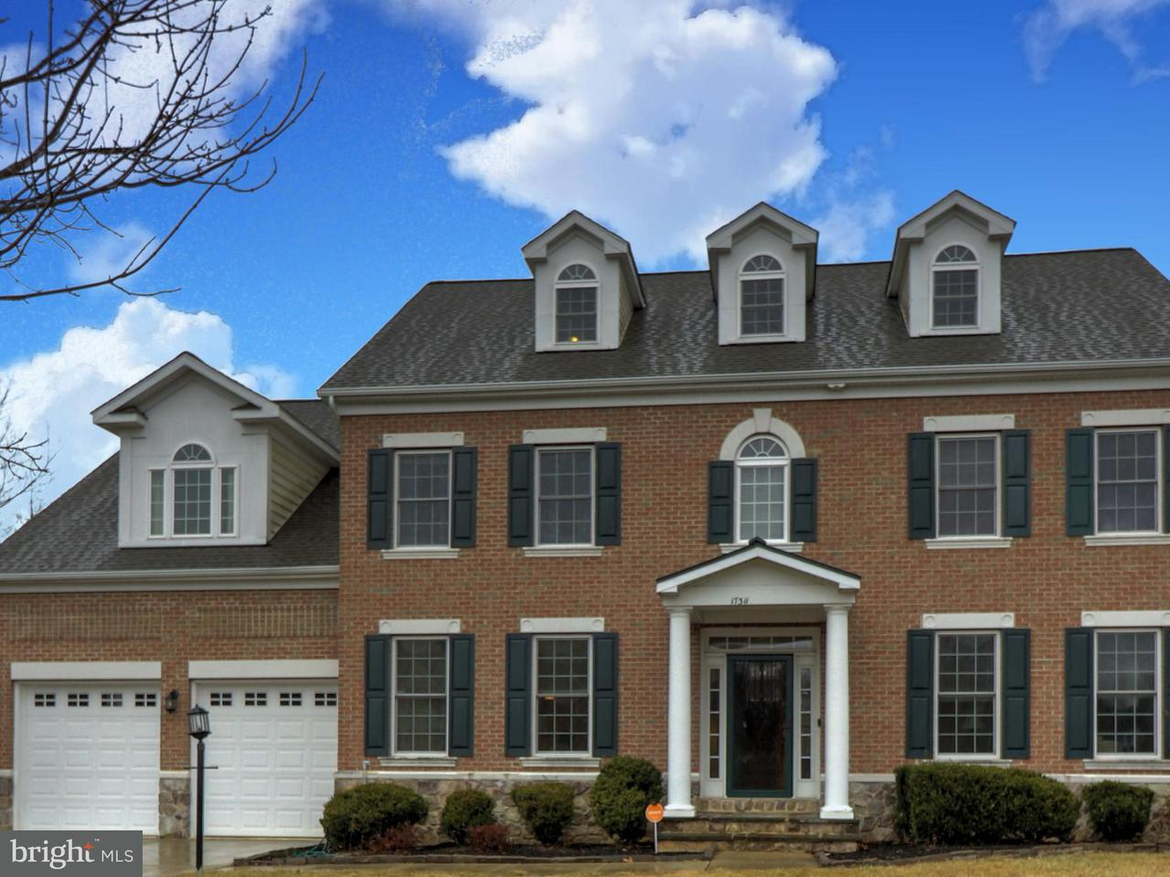 Частный односемейный дом для того Продажа на 17311 Summerwood Lane 17311 Summerwood Lane Accokeek, Мэриленд 20607 Соединенные Штаты