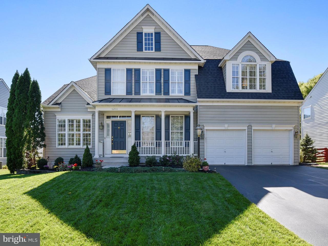 Single Family Home for Sale at 42861 Vestals Gap Drive 42861 Vestals Gap Drive Broadlands, Virginia 20148 United States