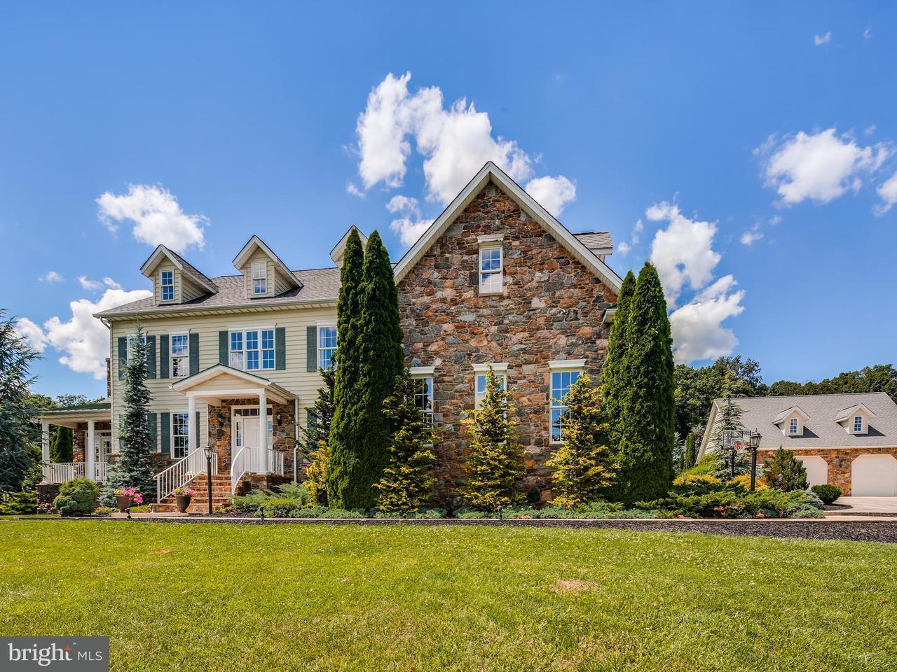 Casa Unifamiliar por un Venta en 4902 Wentz Road 4902 Wentz Road Manchester, Maryland 21102 Estados Unidos