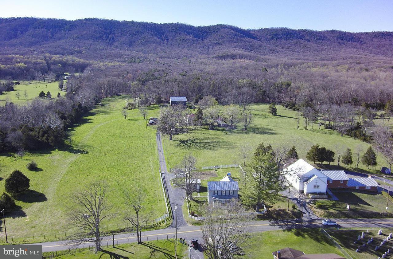 Farm for Sale at 15699/15709 Back Rd Strasburg, Virginia 22657 United States