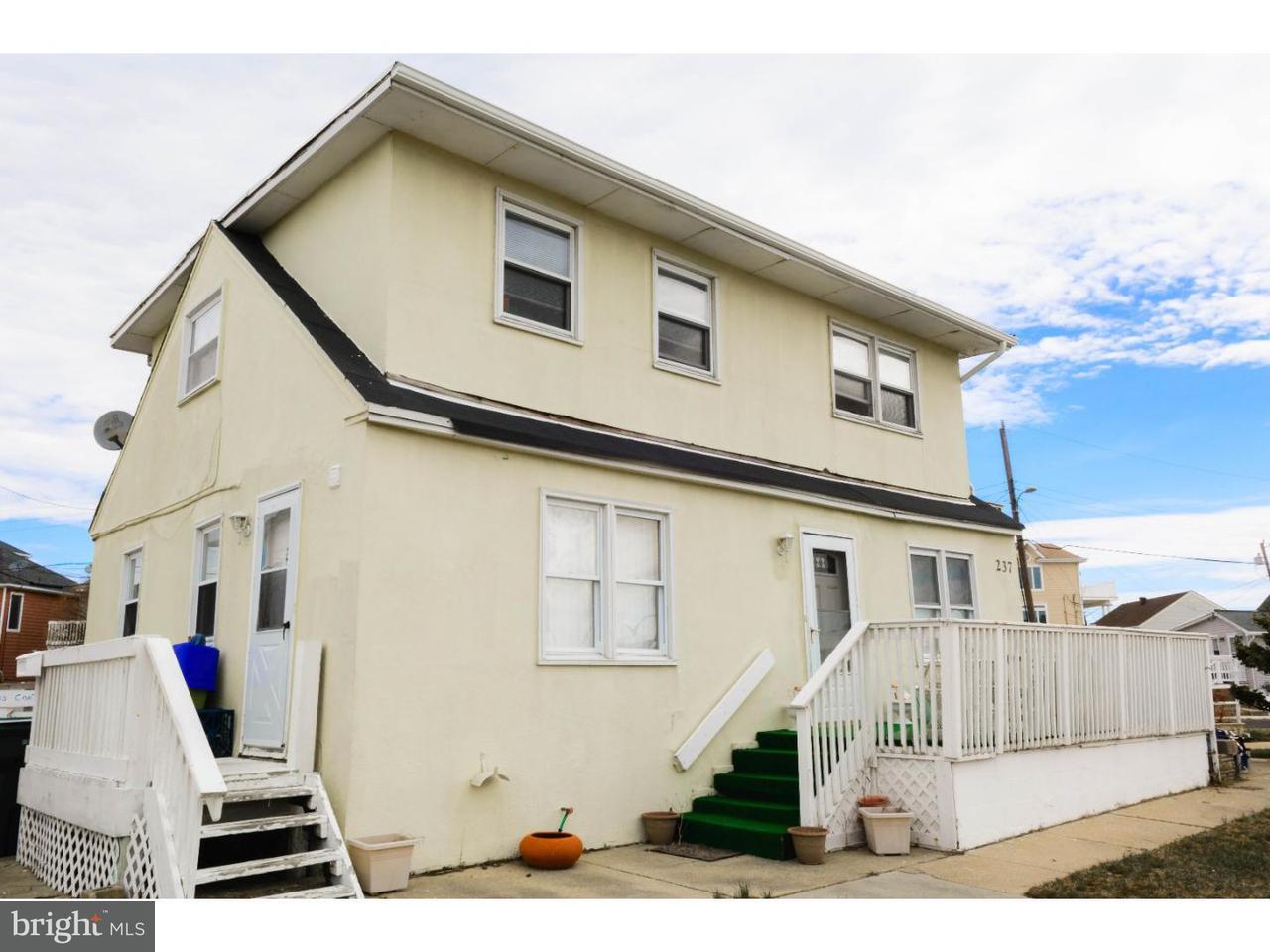 Duplex for Sale at 237 QUAY BLVD Brigantine, New Jersey 08203 United States