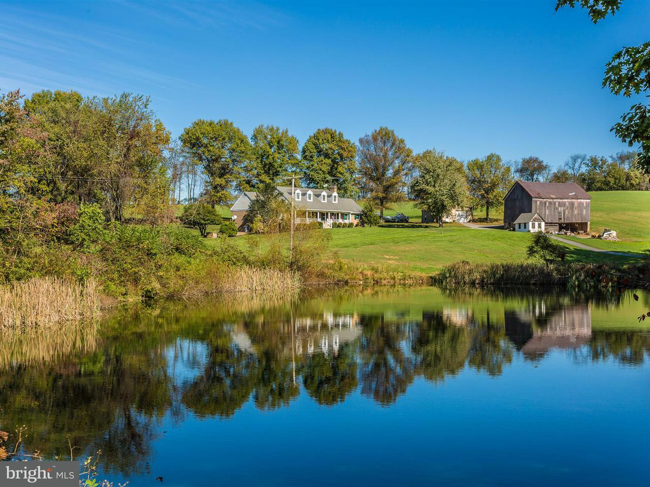Farm for Sale at 3829 Purdum Drive 3829 Purdum Drive Mount Airy, Maryland 21771 United States