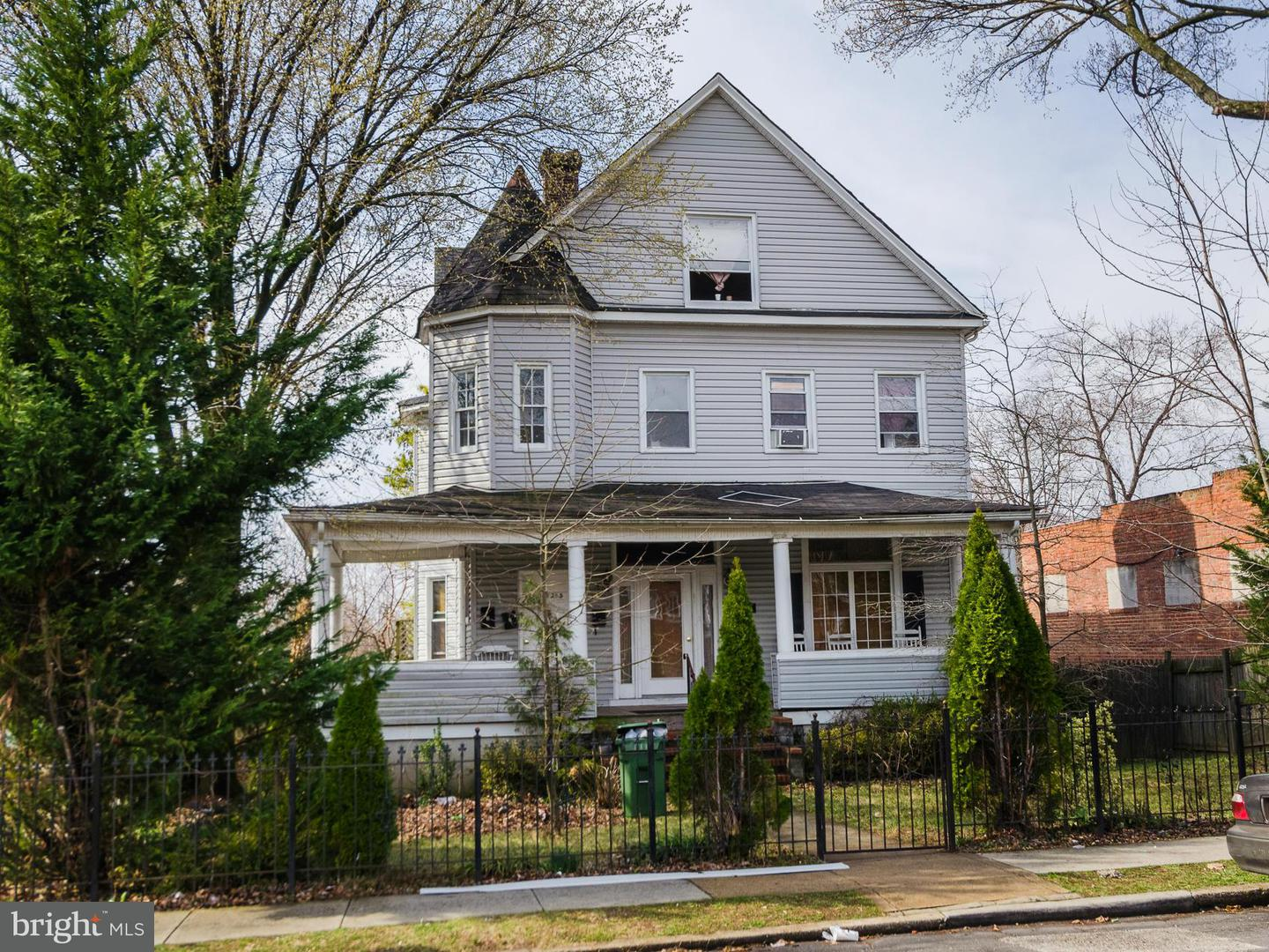 Other Residential for Sale at 3200 Chelsea Ter Baltimore, Maryland 21216 United States