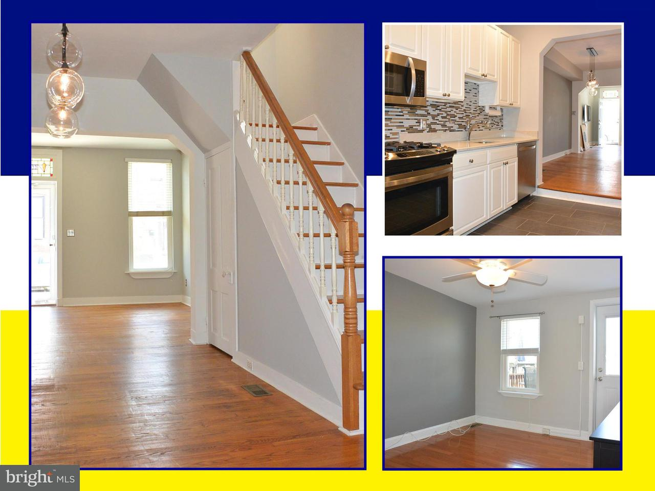 Other Residential for Rent at 1442 Patapsco St Baltimore, Maryland 21230 United States