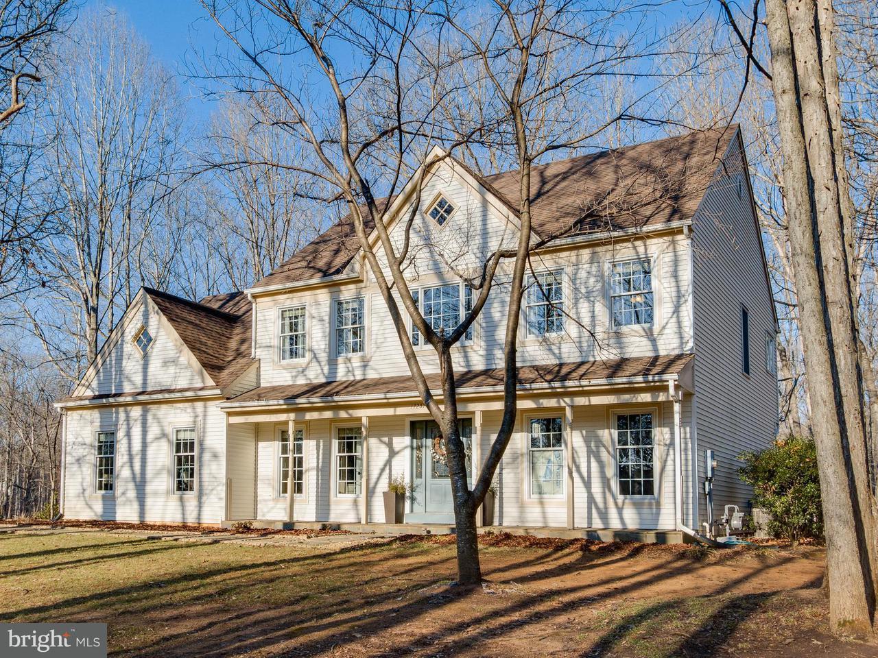 단독 가정 주택 용 매매 에 17237 Kent Court 17237 Kent Court Jeffersonton, 버지니아 22724 미국
