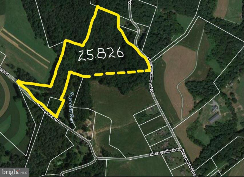 Land for Sale at Kinseyville Rd Nottingham, Pennsylvania 19362 United States