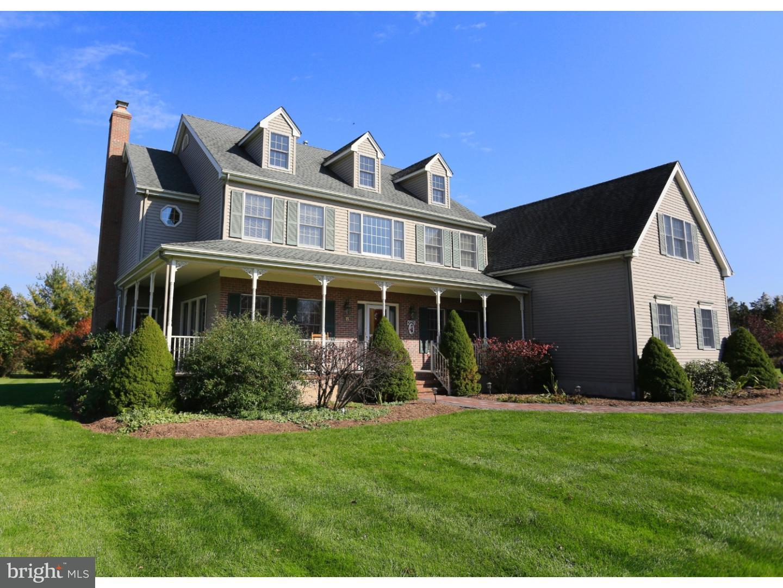 独户住宅 为 销售 在 38 AMERMAN Lane Belle Mead, 新泽西州 08502 美国在/周边: Montgomery Township