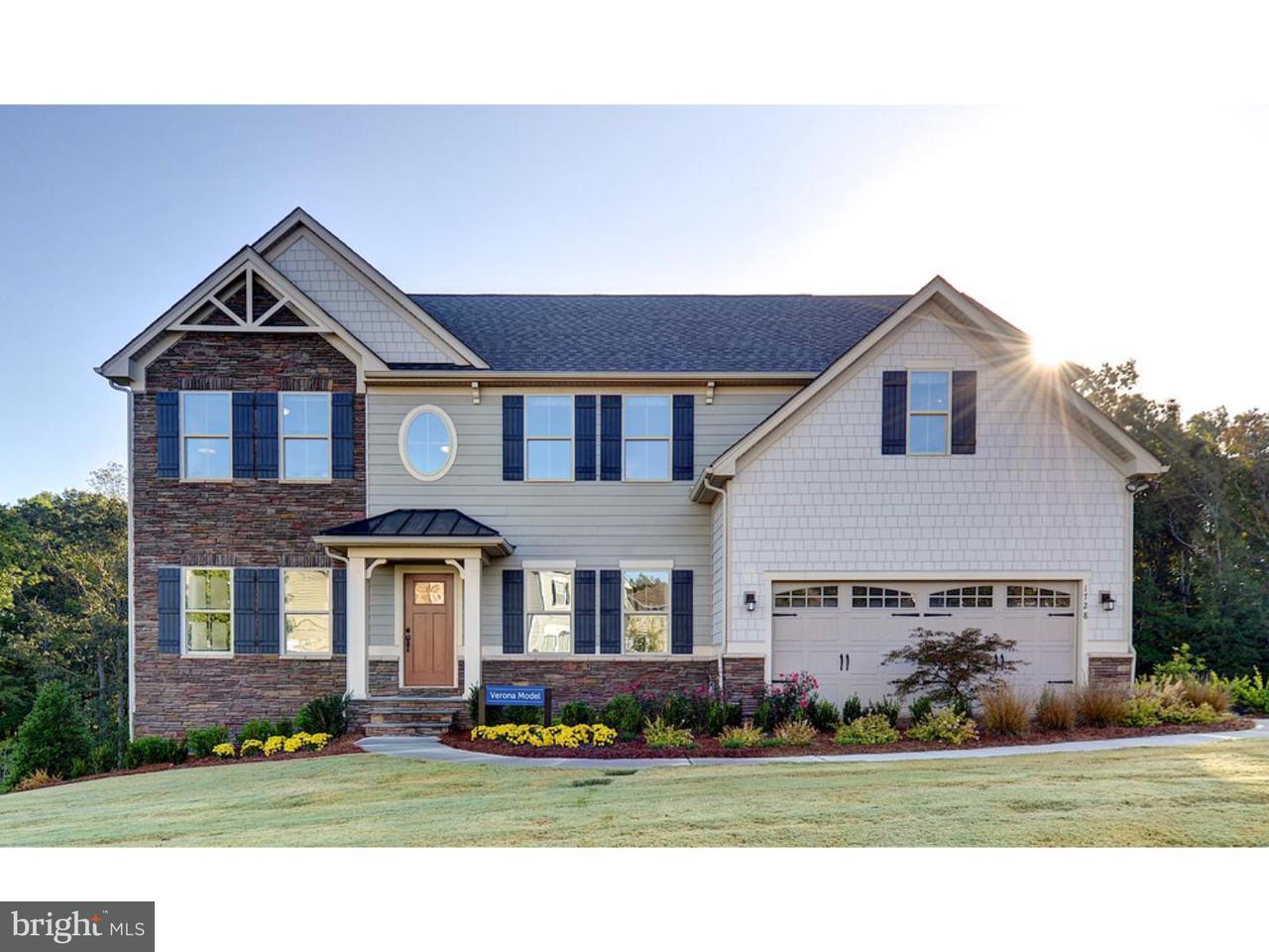 Частный односемейный дом для того Продажа на 8 EAST CROSSING Drive Mount Royal, Нью-Джерси 08061 Соединенные Штаты