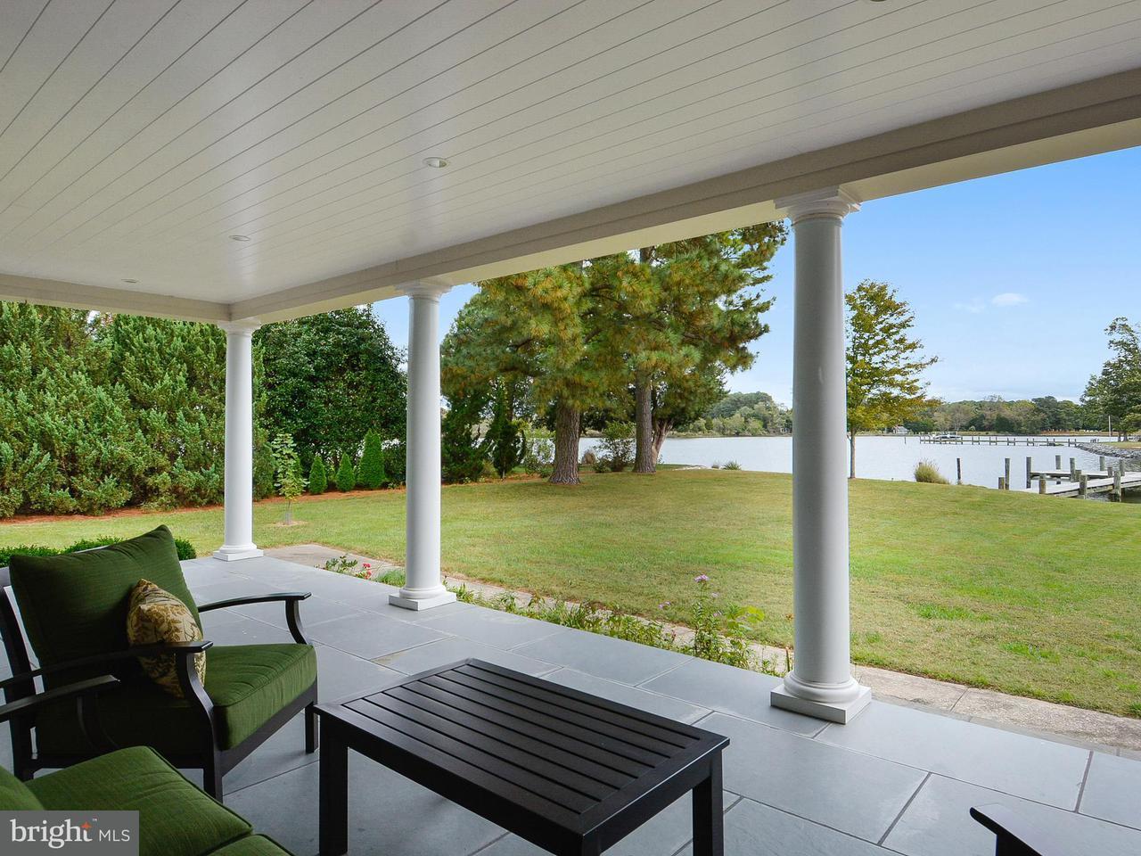 Casa Unifamiliar por un Venta en 25946 River Road 25946 River Road Newcomb, Maryland 21601 Estados Unidos