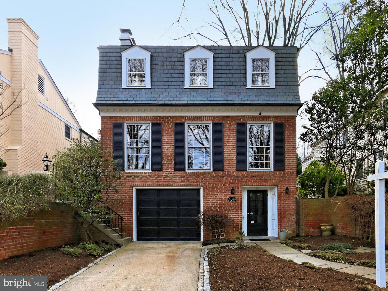 Single Family for Sale at 4816 Upton St NW Washington, District Of Columbia 20016 United States