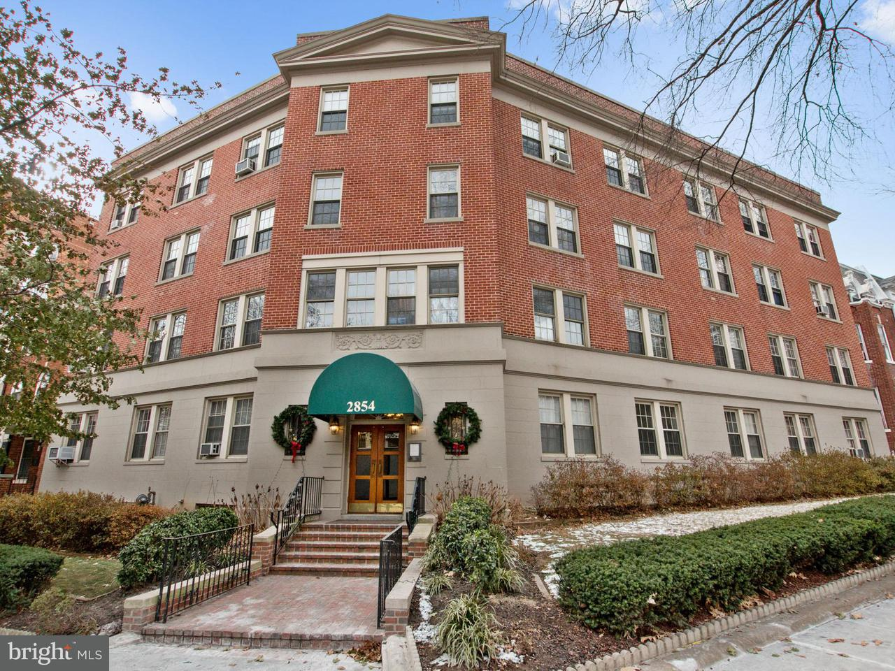 Condominium for Sale at 2854 Connecticut Ave NW #11 Washington, District Of Columbia 20008 United States