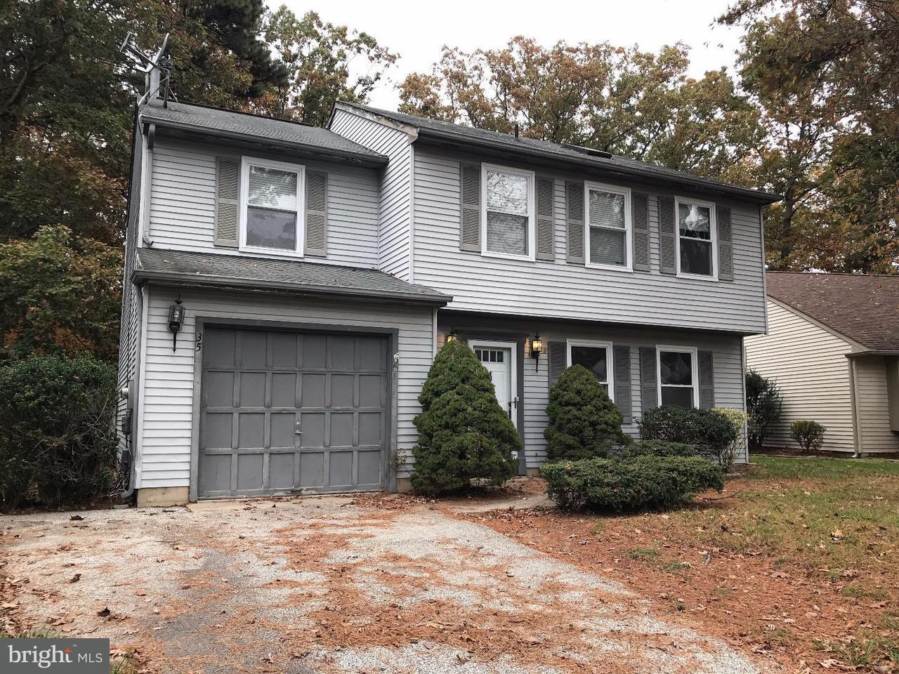 Maison unifamiliale pour l à louer à 35 WOODVALE Drive Atco, New Jersey 08004 États-Unis