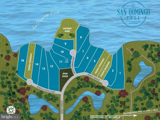 Property for sale at 960 Marea Ter, Saint Michaels,  MD 21663