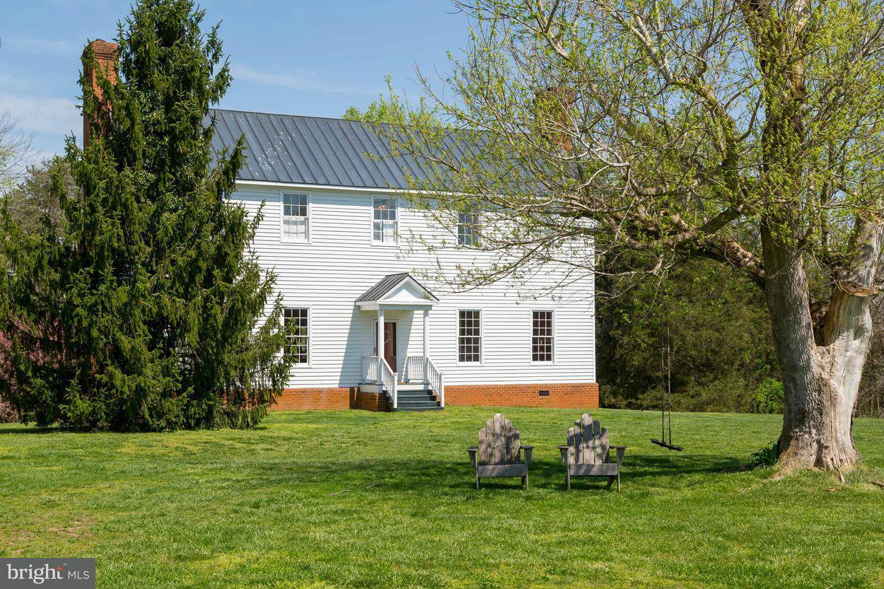 Farm for Sale at 1841 Columbia Rd Columbia, Virginia 23038 United States