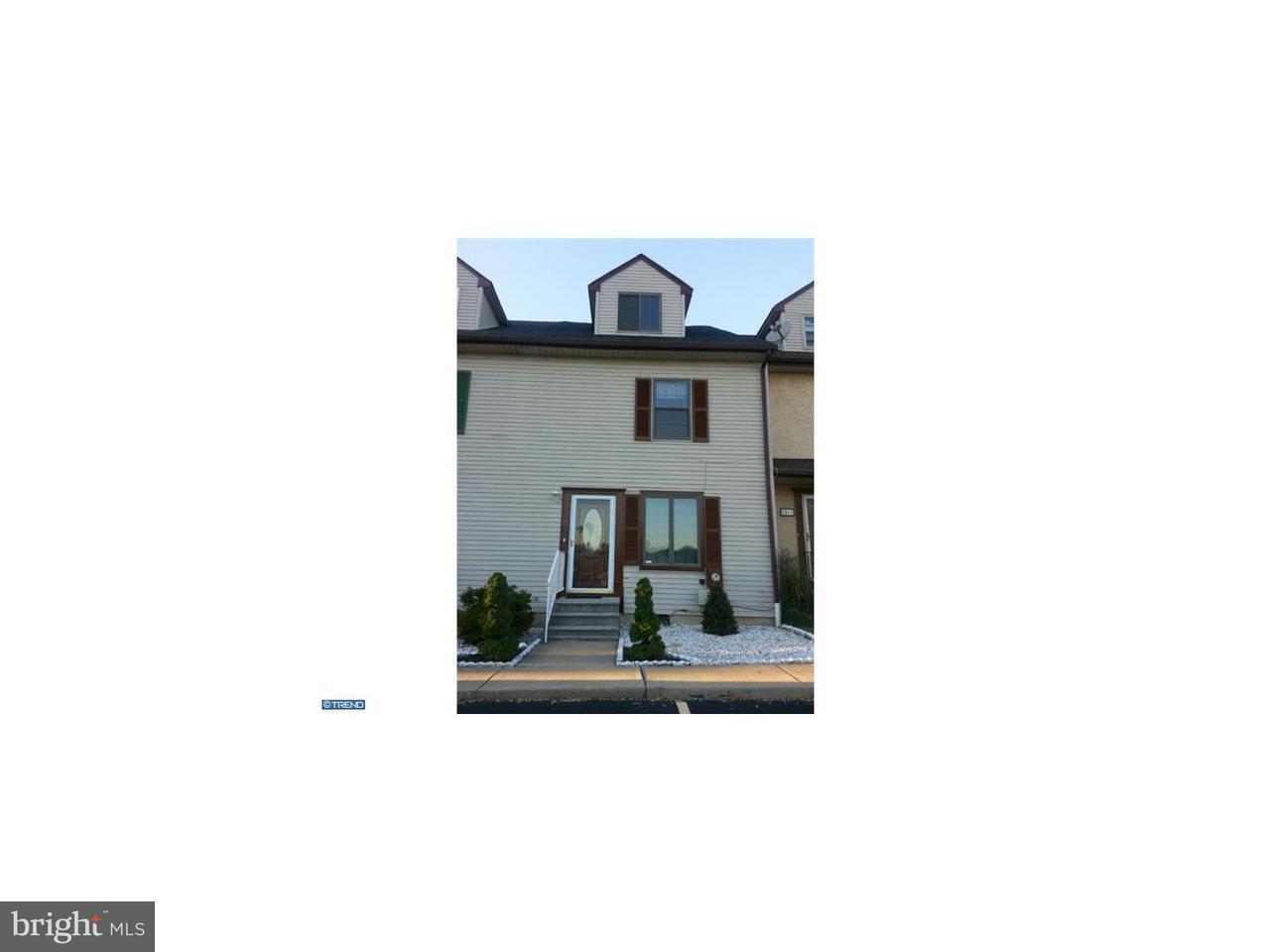 Casa unifamiliar adosada (Townhouse) por un Alquiler en 24 FRESCONI Court New Castle, Delaware 19720 Estados Unidos