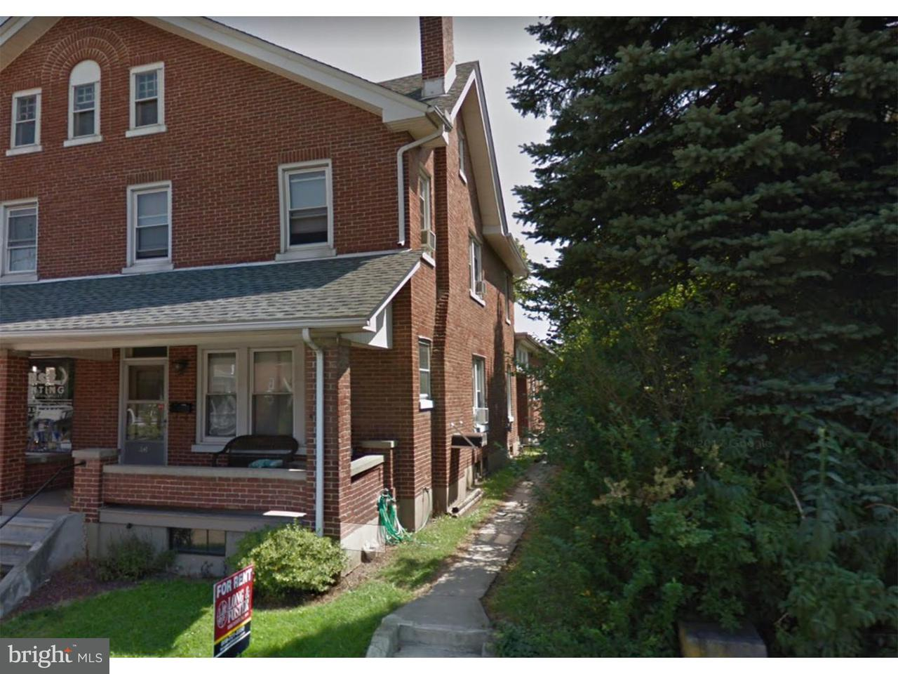 Casa Unifamiliar por un Alquiler en 111 S MAIN ST #3 Coopersburg, Pennsylvania 18036 Estados Unidos
