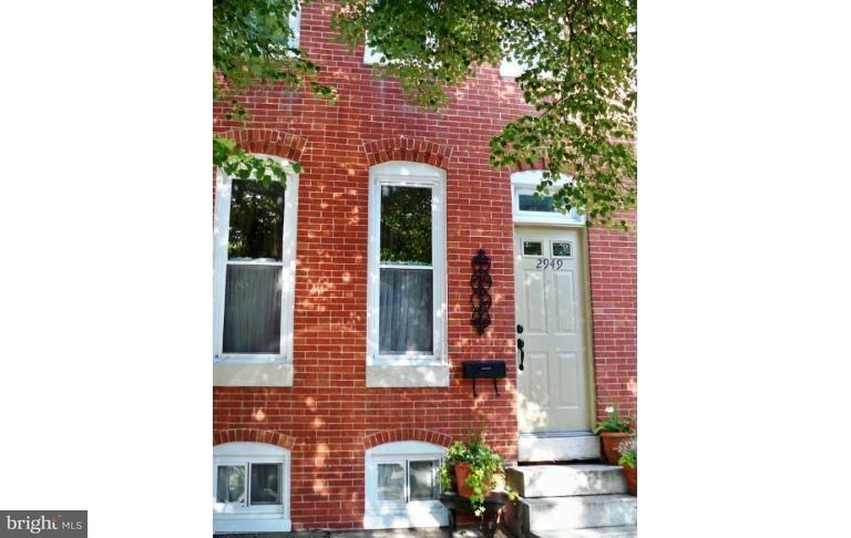 Single Family for Sale at 2949 Keswick Baltimore, Maryland 21211 United States