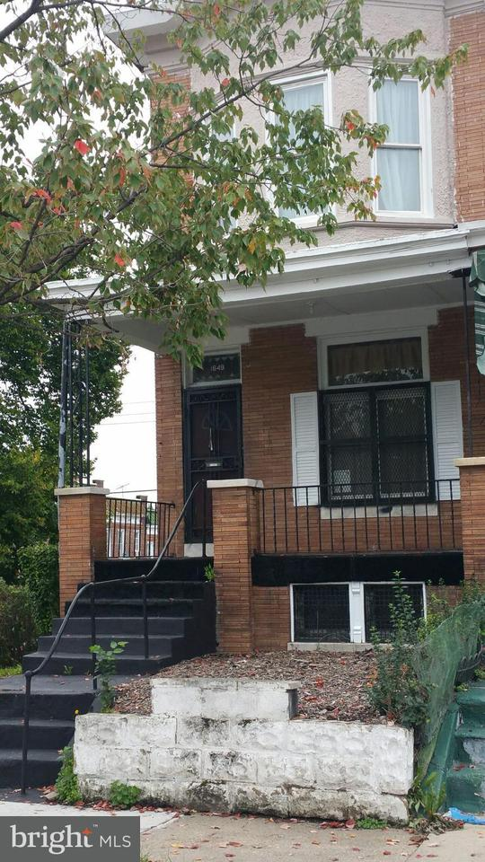 Other Residential for Rent at 1649 Poplar Grove St Baltimore, Maryland 21216 United States