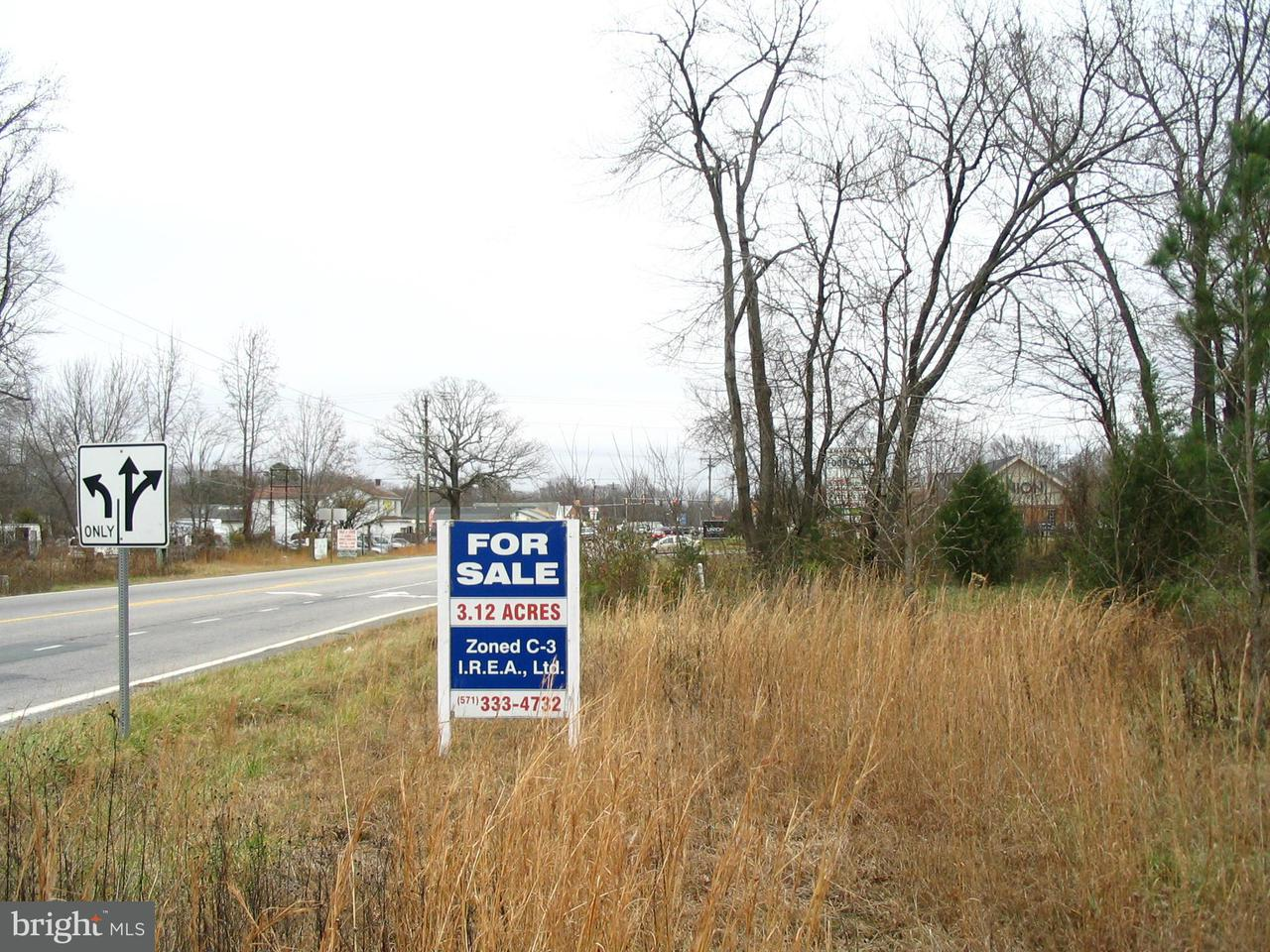 Land for Sale at Morris Rd Thornburg, Virginia 22565 United States