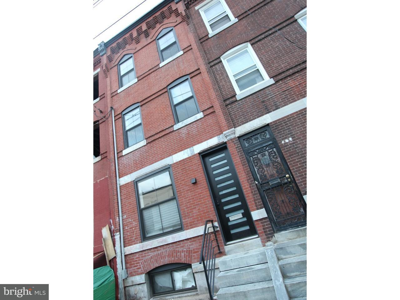 Σπίτι στην πόλη για την Πώληση στο 2820 W MASTER Street Philadelphia, Πενσιλβανια 19121 Ηνωμενεσ Πολιτειεσ