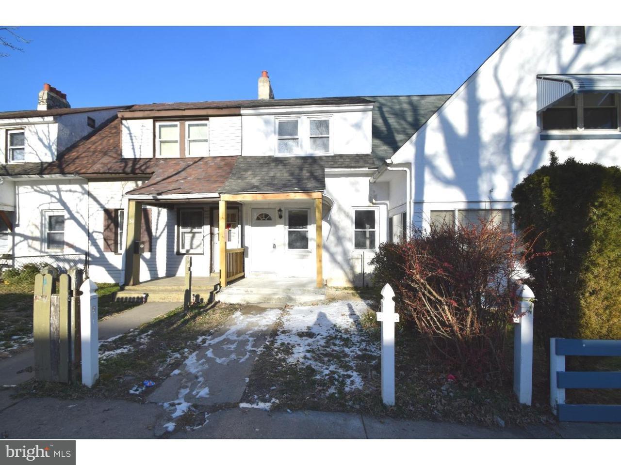 Maison accolée pour l à louer à 52 4TH Avenue Claymont, Delaware 19703 États-Unis