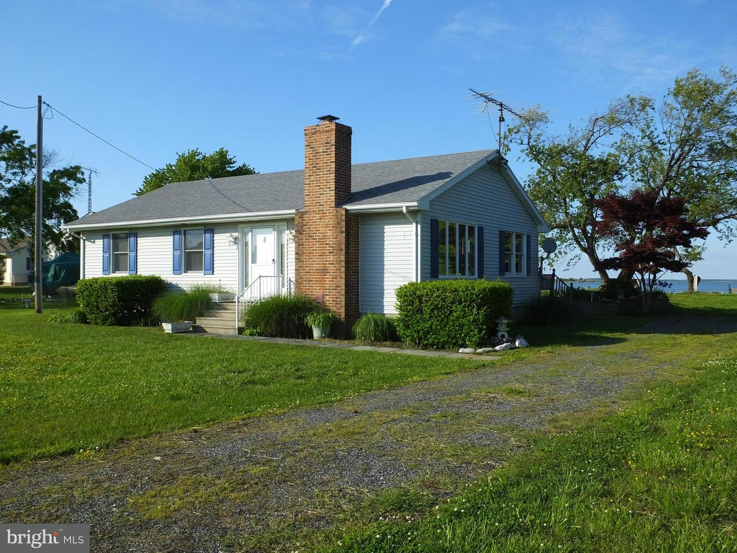 Single Family for Sale at 1211 Flowers Rd Fishing Creek, Maryland 21634 United States