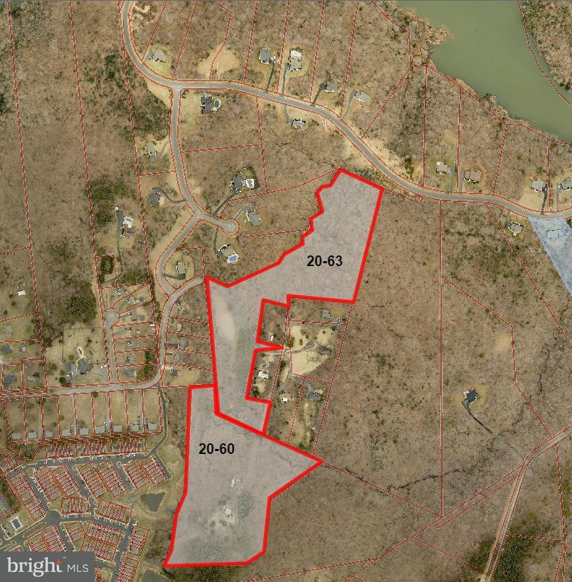 Land voor Verkoop een t Ebenezer Church Road Ebenezer Church Road Stafford, Virginia 22556 Verenigde Staten