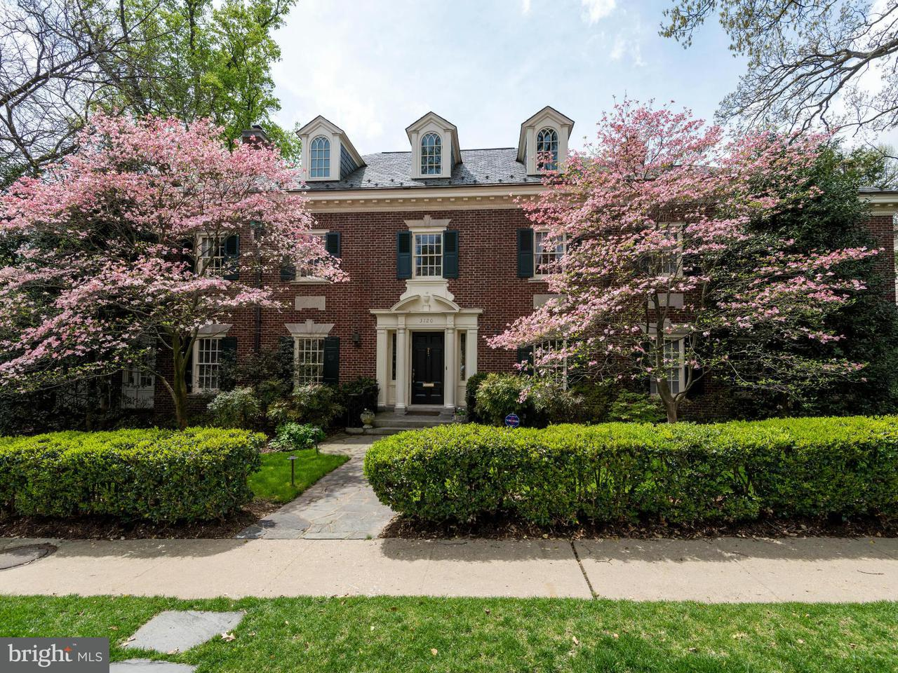 Additional photo for property listing at 3120 Woodland Dr NW  Washington, District Of Columbia 20008 United States