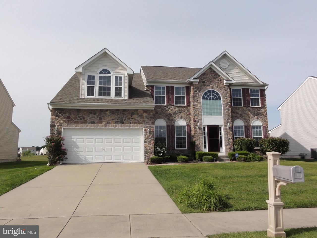 단독 가정 주택 용 매매 에 891 WINDROW WAY Magnolia, 델라웨어 19962 미국