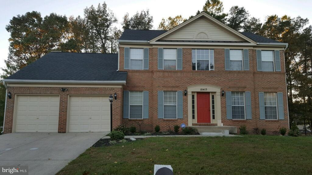 Single Family Home for Sale at 10415 Blackstone Avenue 10415 Blackstone Avenue Cheltenham, Maryland 20623 United States