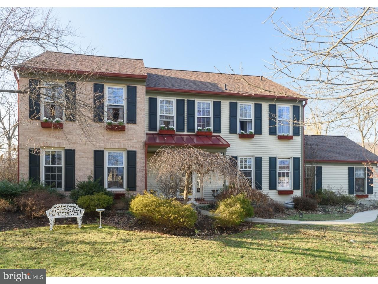 Single Family Home for Sale at 1020 ARMSTRONG Court Chesterbrook, Pennsylvania 19087 United States