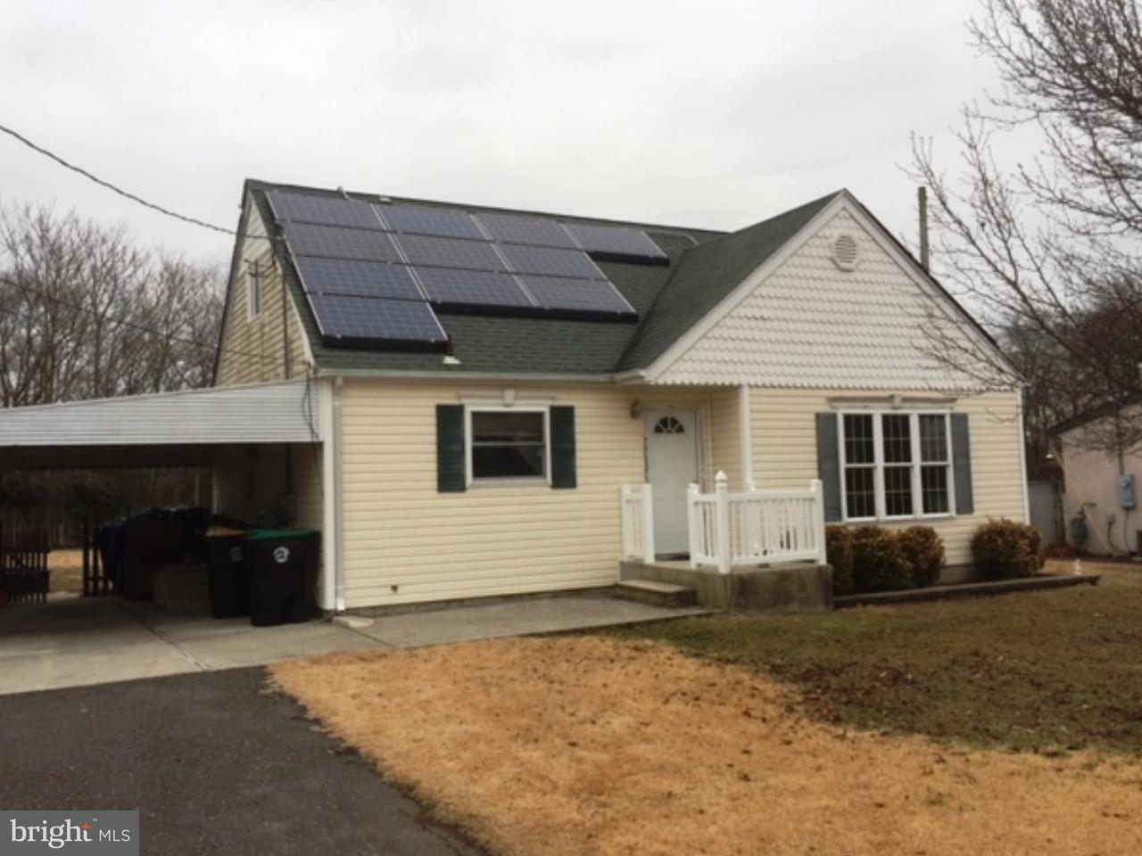 Casa Unifamiliar por un Alquiler en 818 WILTSEYS MILL Road Hammonton, Nueva Jersey 08037 Estados Unidos