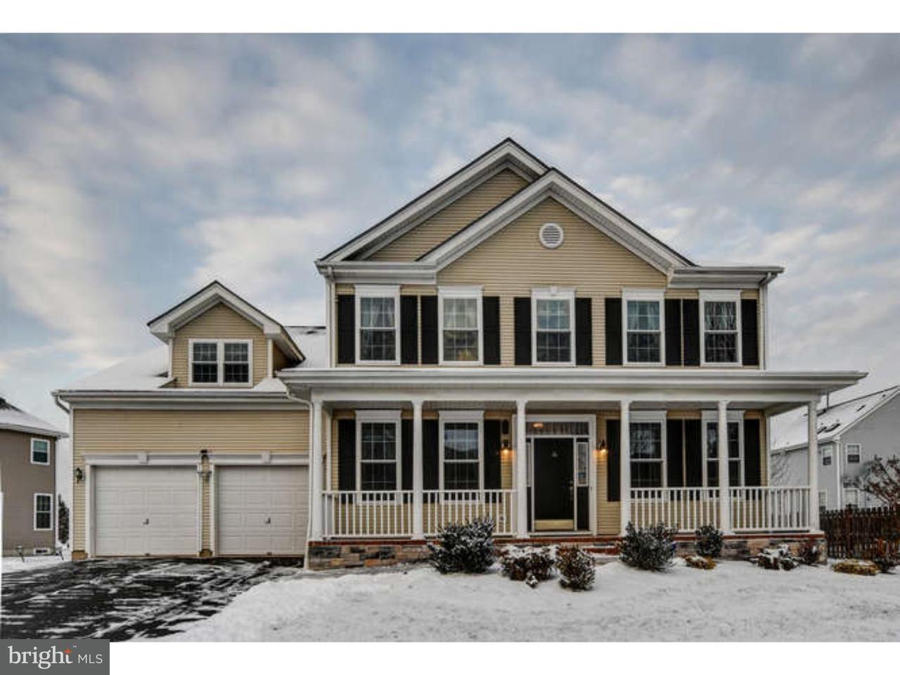 Villa per Vendita alle ore 16 DOGWOOD Drive Plainsboro, New Jersey 08536 Stati UnitiIn/In giro: Plainsboro Township