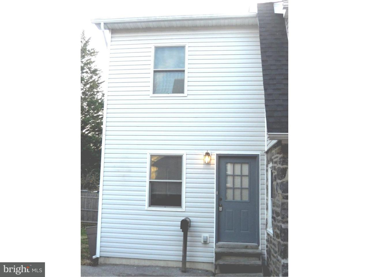 Townhouse for Rent at 6 ARTHUR RD #REAR Rosemont, Pennsylvania 19010 United States