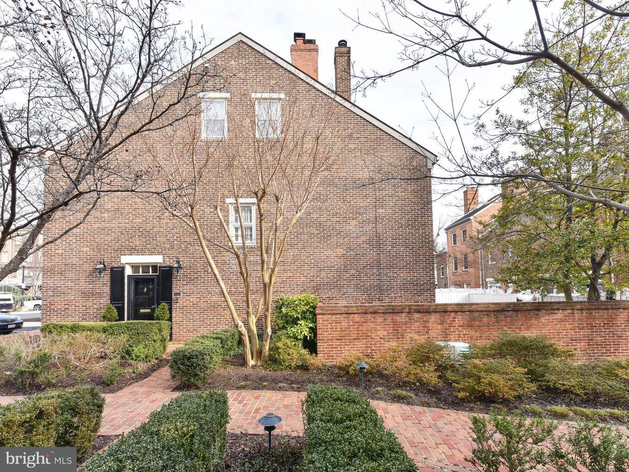 Single Family for Sale at 1158 Pitt St N Alexandria, Virginia 22314 United States